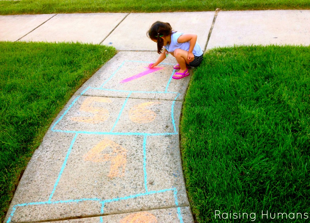 chalk magic